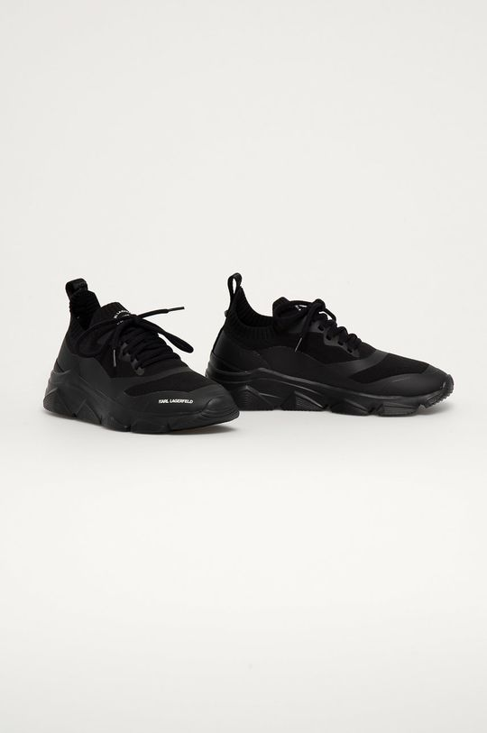 Karl Lagerfeld - Topánky čierna