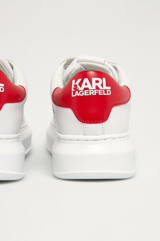 Karl Lagerfeld - Boty  Svršek: Umělá hmota Vnitřek: Umělá hmota, Přírodní kůže Podrážka: Umělá hmota