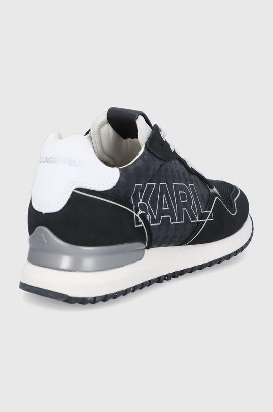 Karl Lagerfeld - Pantofi  Gamba: Material textil, Piele intoarsa Interiorul: Material sintetic Talpa: Material sintetic