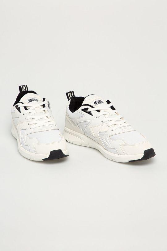 Jack & Jones - Topánky biela