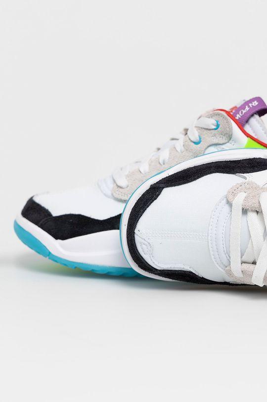 biały Jordan - Buty