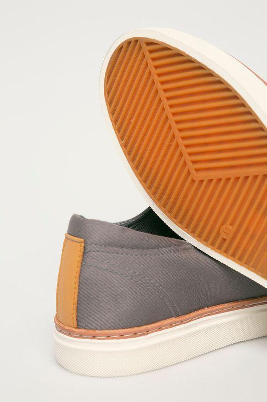 Gant - Tenisi Prepville  Gamba: Material textil, Piele naturala Interiorul: Material textil Talpa: Material sintetic