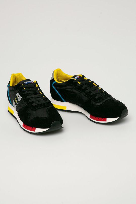 Blauer - Pantofi negru