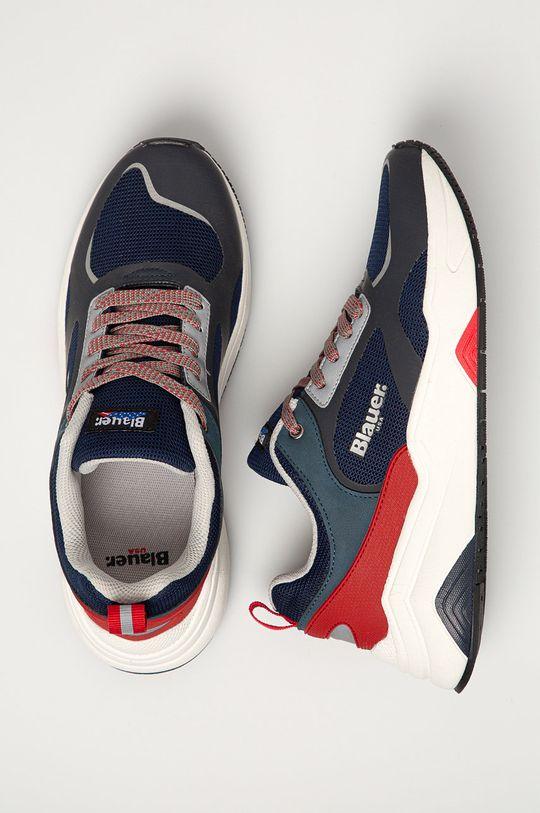bleumarin Blauer - Pantofi