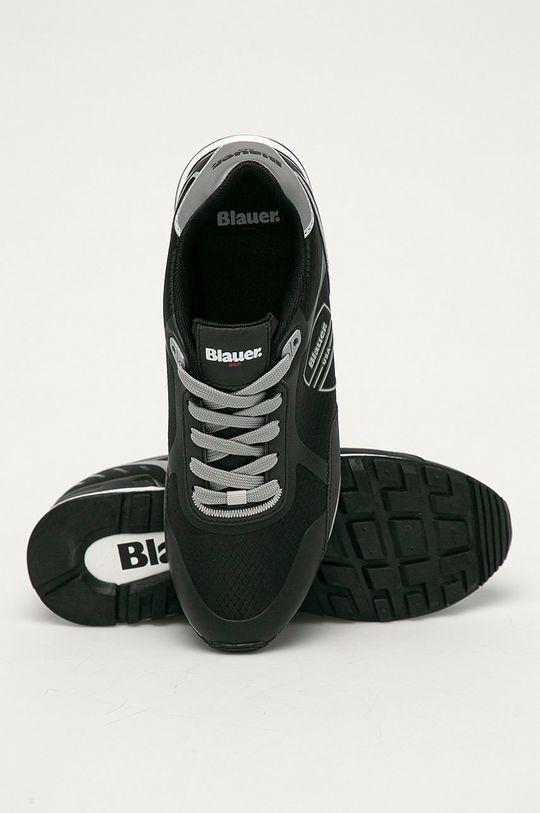 čierna Blauer - Topánky