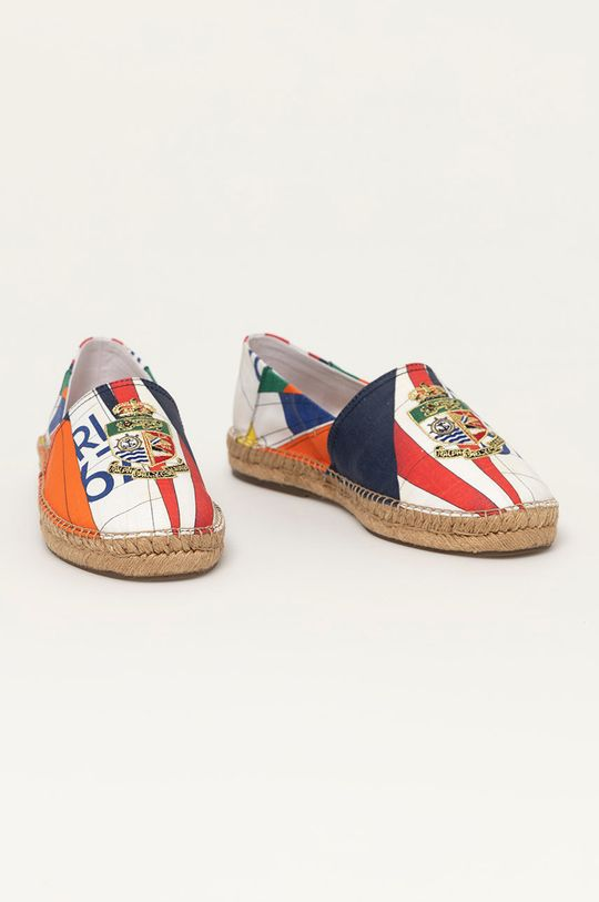 Polo Ralph Lauren - Espadrilky vícebarevná