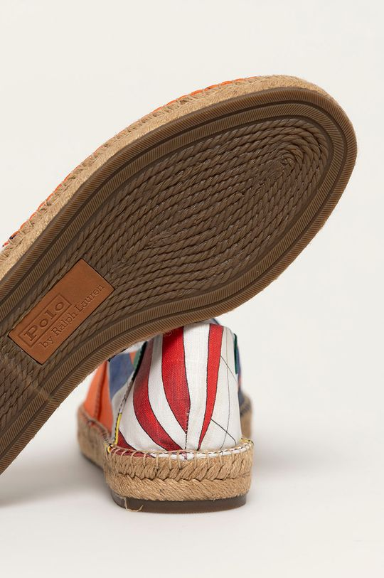 Polo Ralph Lauren - Espadrilky  Svršek: Textilní materiál Vnitřek: Umělá hmota, Přírodní kůže Podrážka: Umělá hmota, Přírodní kůže