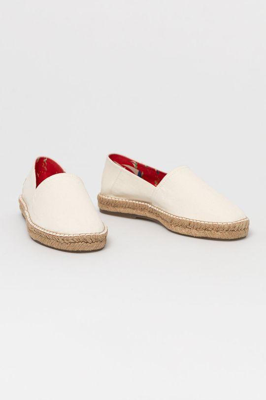 Polo Ralph Lauren - Espadryle biały