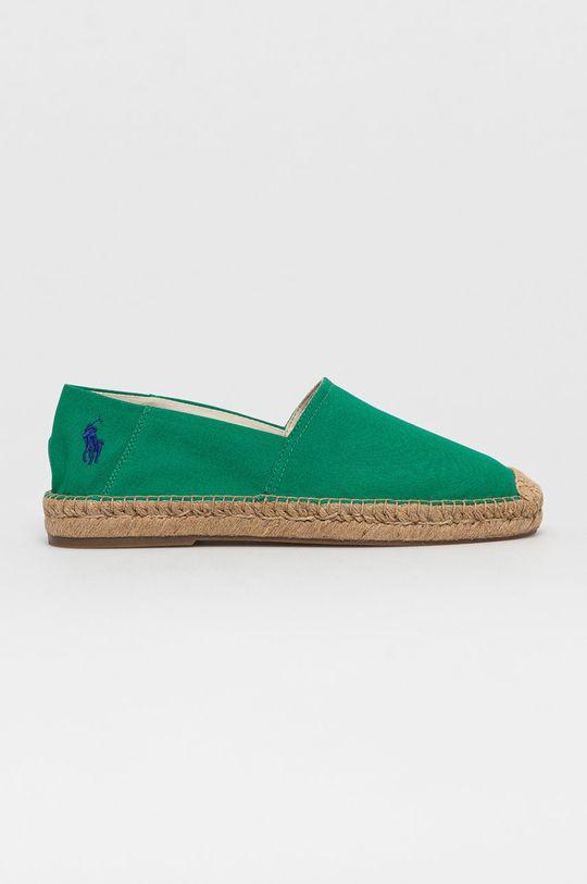 zelená Polo Ralph Lauren - Espadrilky Pánský