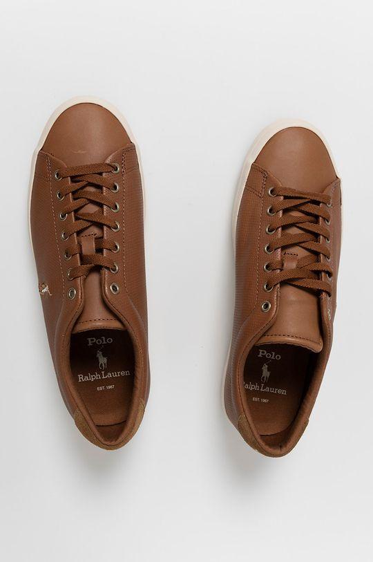 Polo Ralph Lauren - Kožená obuv Pánsky