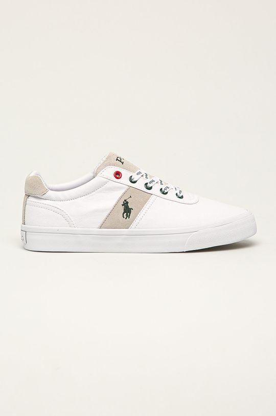 biela Polo Ralph Lauren - Topánky Pánsky