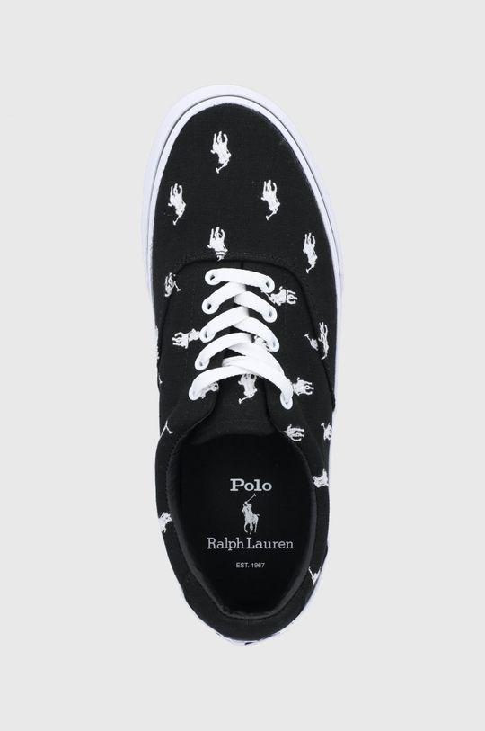 czarny Polo Ralph Lauren - Tenisówki