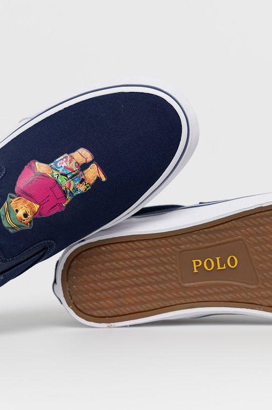 námořnická modř Polo Ralph Lauren - Tenisky