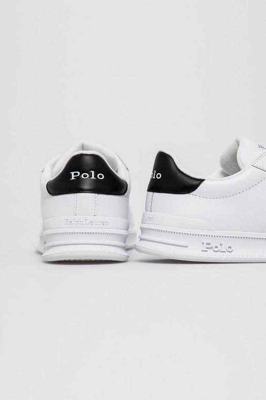 Polo Ralph Lauren - Kožená obuv  Zvršok: Prírodná koža Vnútro: Textil Podrážka: Syntetická látka