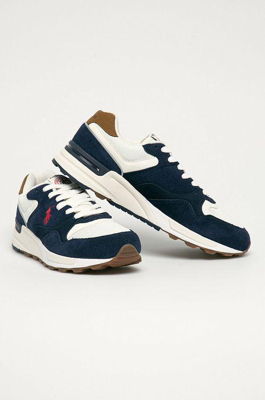 Polo Ralph Lauren - Обувки тъмносин