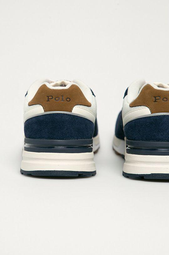 Polo Ralph Lauren - Обувки  Горна част: Естествена кожа Вътрешна част: Текстил Подметка: Синтетика