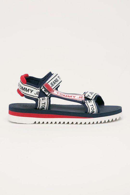 námořnická modř Tommy Jeans - Sandály Pánský