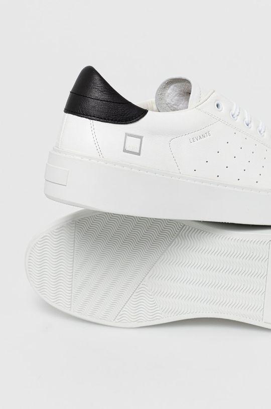 D.A.T.E. - Kožená obuv LEVANTE CALF  Zvršok: Prírodná koža Vnútro: Textil, Prírodná koža Podrážka: Syntetická látka