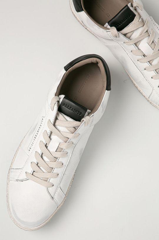 AllSaints - Kožené boty Sheer Pánský