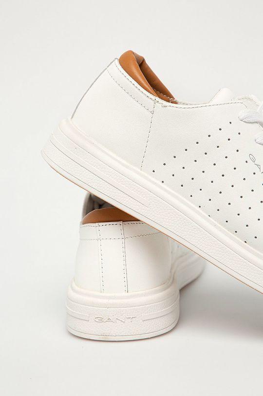 Gant - Kožené boty Fairville  Svršek: Přírodní kůže Vnitřek: Textilní materiál, Přírodní kůže Podrážka: Umělá hmota