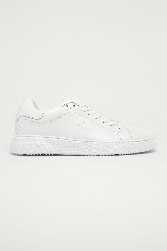 biela Gant - Kožená obuv Joree Pánsky