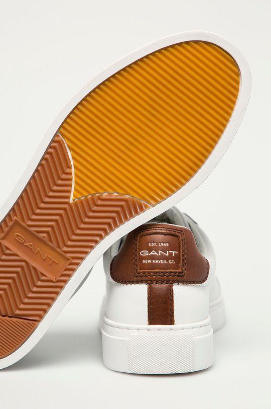 Gant - Kožené boty Mc Julien  Svršek: Přírodní kůže Vnitřek: Textilní materiál Podrážka: Umělá hmota