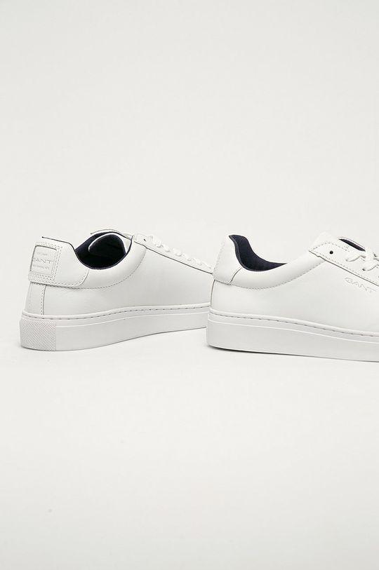 Gant - Kožená obuv Mc Julien  Zvršok: Prírodná koža Vnútro: Textil, Prírodná koža Podrážka: Syntetická látka