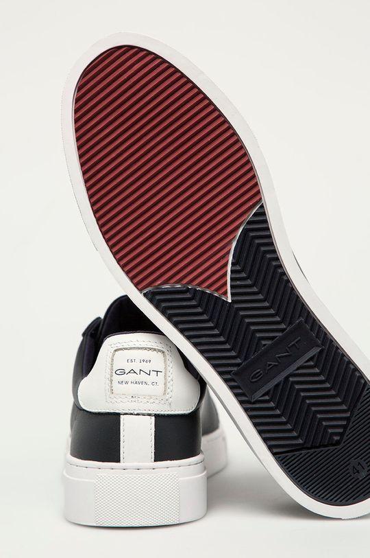 Gant - Kožené boty Mc Julien  Svršek: Přírodní kůže Vnitřek: Umělá hmota Podrážka: Umělá hmota