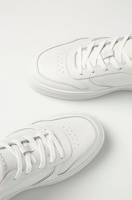 biały Gant - Buty skórzane Saint-Bro