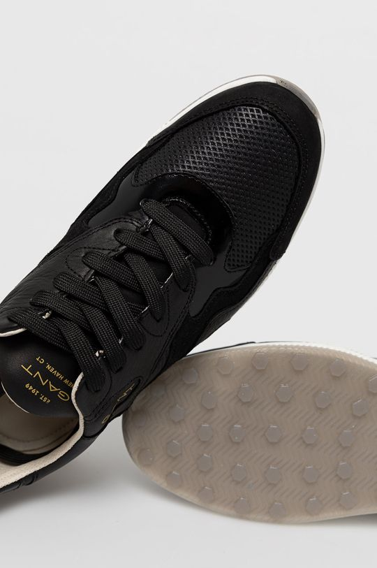 czarny Gant - Buty skórzane Villagate