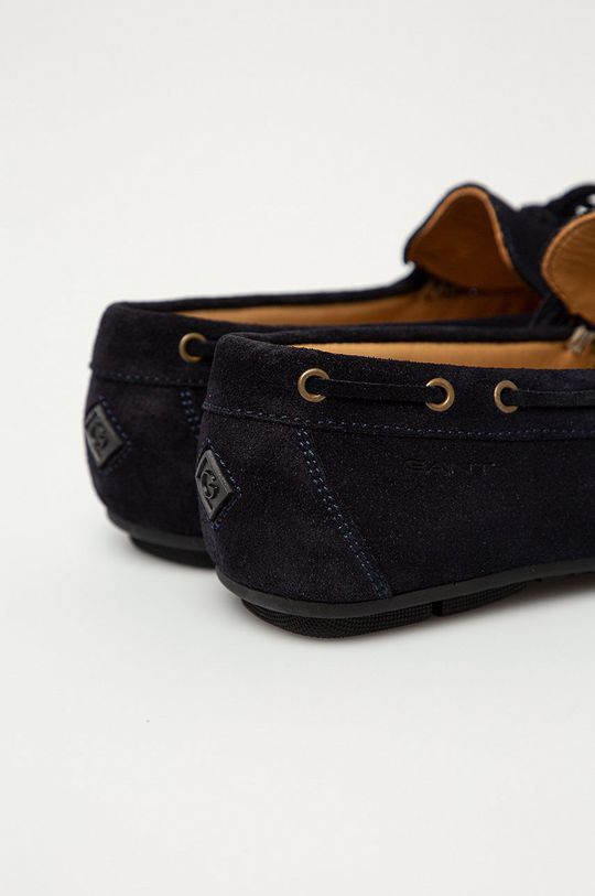 Gant - Mocasini din piele intoarsa Mc Bay  Gamba: Piele intoarsa Interiorul: Piele naturala Talpa: Material sintetic