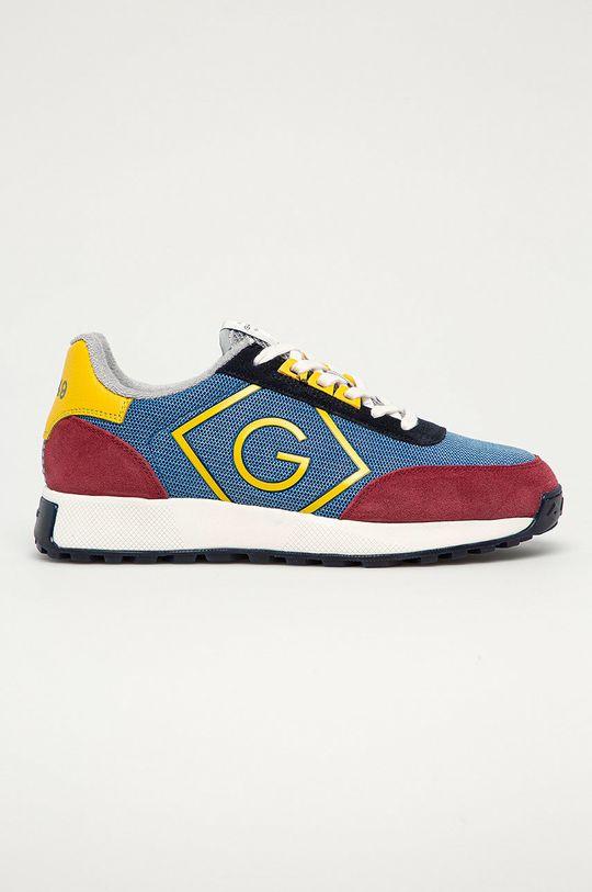 niebieski Gant - Buty Garold Męski