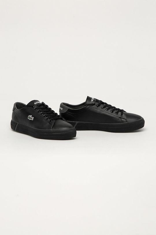 Lacoste - Buty czarny