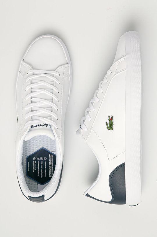 Lacoste - Kožené boty Pánský