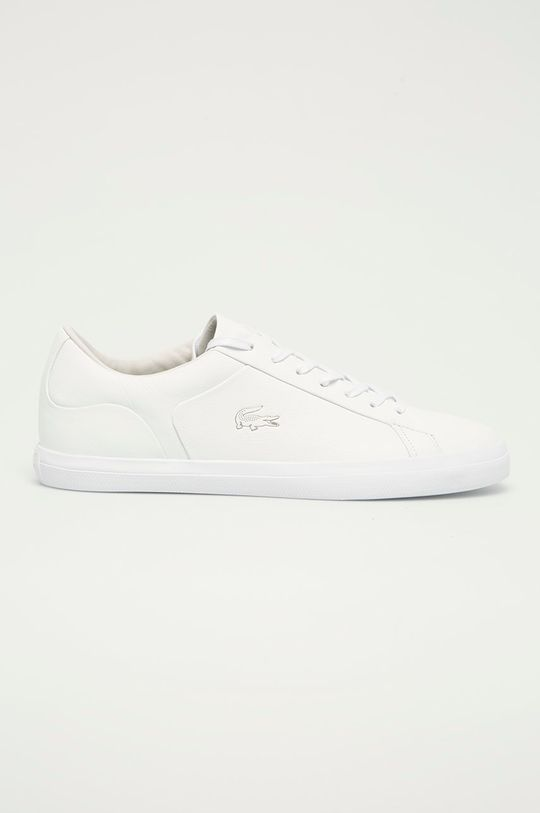 biały Lacoste - Buty Męski