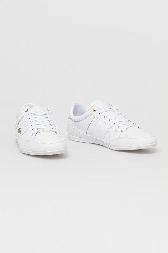 Lacoste - Topánky Chaymon biela
