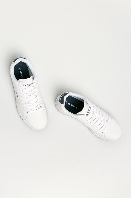 Lacoste - Kožené boty Carnaby Pánský