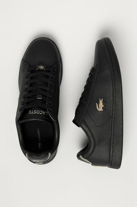 Lacoste - Kožená obuv Carnaby Evo Pánsky