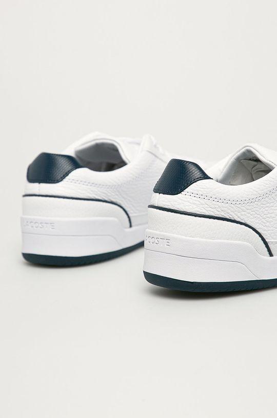 Lacoste - Kožené boty Challenge  Svršek: Přírodní kůže Vnitřek: Umělá hmota, Textilní materiál Podrážka: Umělá hmota