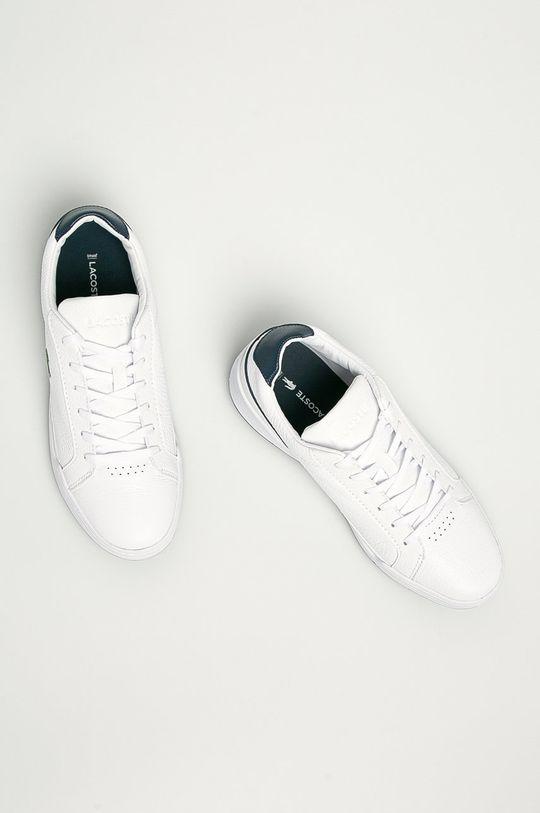 Lacoste - Kožené boty Challenge Pánský