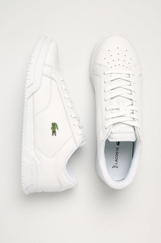 Lacoste - Kožená obuv Pánsky
