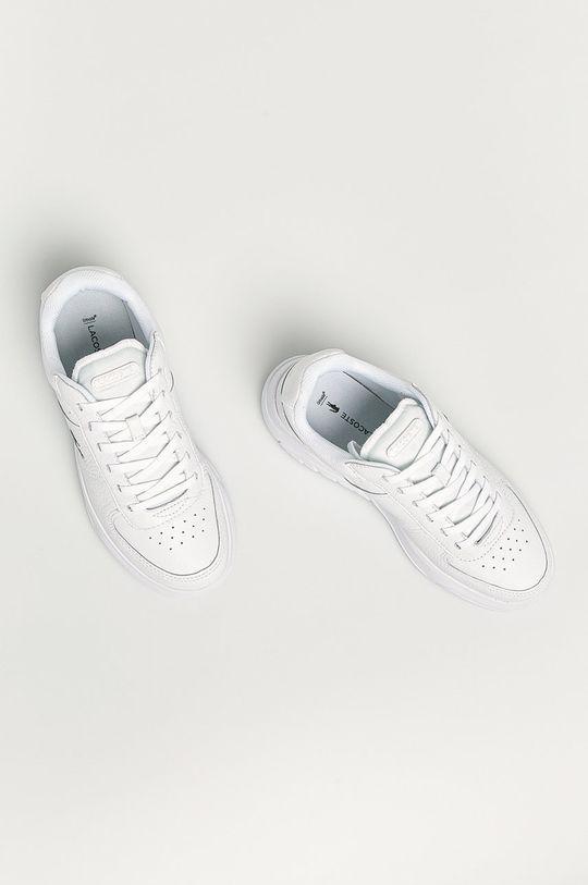 Lacoste - Kožené boty Game Advance Pánský