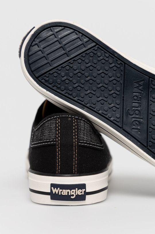 Wrangler - Tenisówki Cholewka: Materiał tekstylny, Wnętrze: Materiał tekstylny, Podeszwa: Materiał syntetyczny