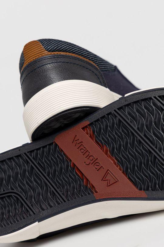 Wrangler - Tenisky  Svršek: Textilní materiál Vnitřek: Textilní materiál Podrážka: Umělá hmota