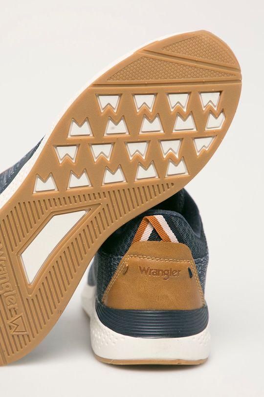 Wrangler - Boty  Svršek: Umělá hmota, Textilní materiál Vnitřek: Textilní materiál Podrážka: Umělá hmota