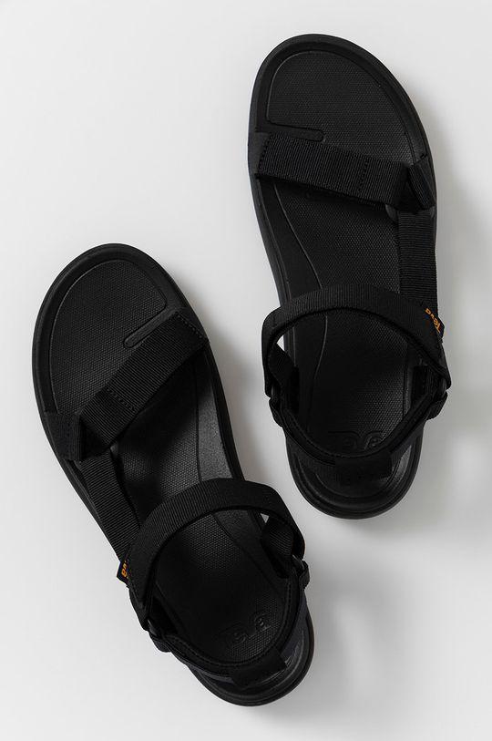 čierna Teva - Sandále