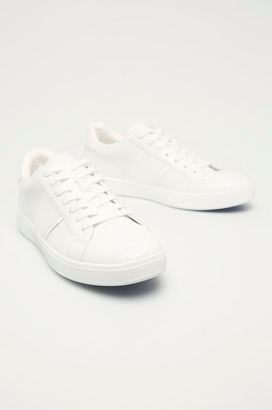 Aldo - Topánky Cowien biela