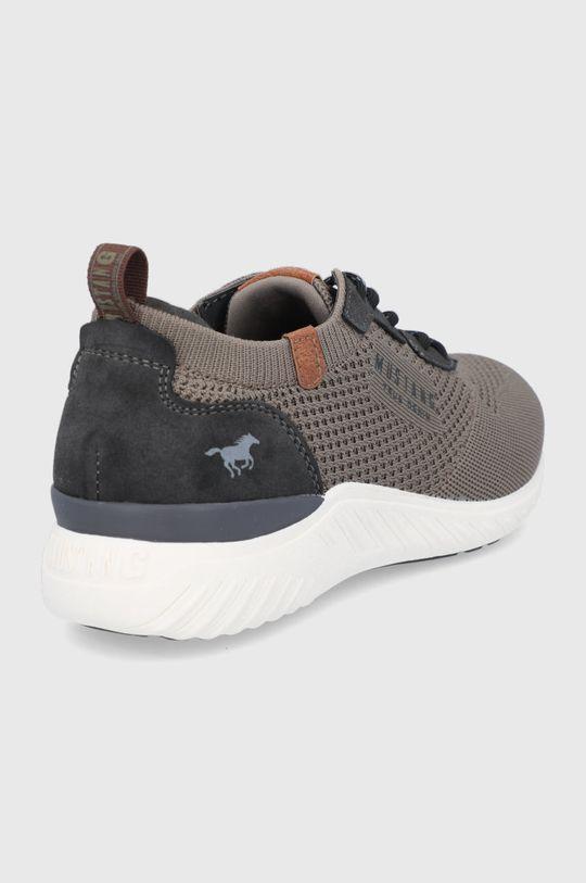 Mustang - Topánky  Zvršok: Syntetická látka, Textil Vnútro: Textil Podrážka: Syntetická látka