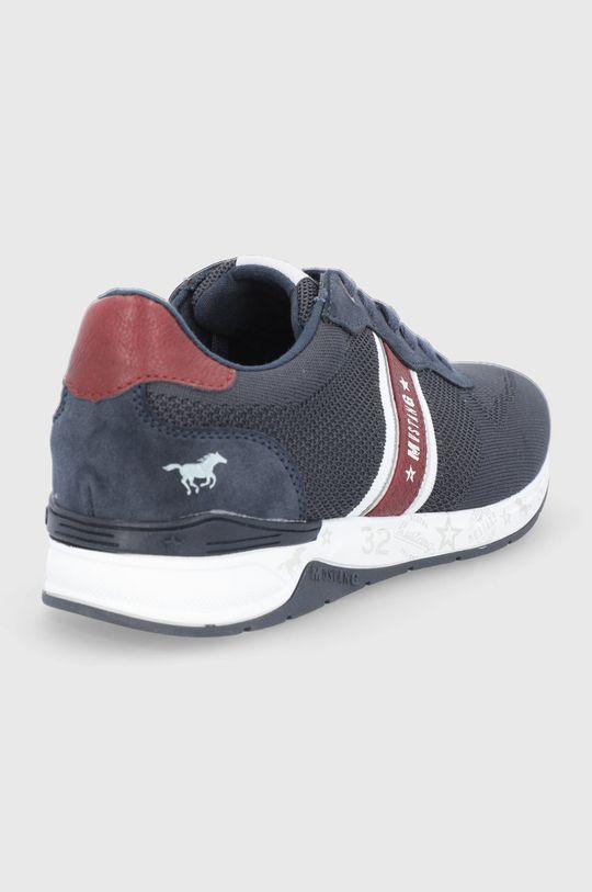 Mustang - Buty Cholewka: Materiał syntetyczny, Materiał tekstylny, Wnętrze: Materiał tekstylny, Podeszwa: Materiał syntetyczny