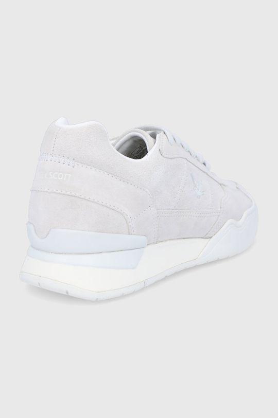 Lyle & Scott - Semišové boty  Svršek: Přírodní kůže Vnitřek: Textilní materiál Podrážka: Umělá hmota